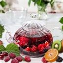 Фруктовый чай При производстве ароматизированного чая «HANSA TEE GmbH» используются только натуральные ароматические добавки, приготовленные из цветочных масел, концентрированных соков ягод и фруктов, экзотических специй, лекарственных трав и пряностей, что подтверждено европейским знаком BIO. Это означает, ...