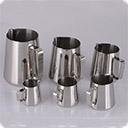 Питчеры для взбивания молока Питчер — один из инструментов бариста, ёмкость для взбивания молока для капучино или латте.